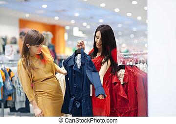 migliori amici, shopping