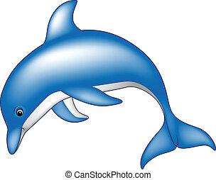 mignon, dauphin