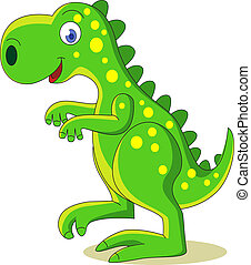 mignon, dinosaures