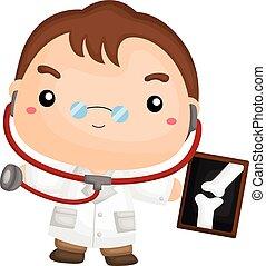 mignon, examiner, docteur