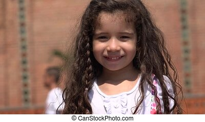 mignon, girl, adorable, enfants