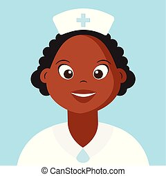 mignon, infirmière