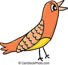 mignon, oiseau