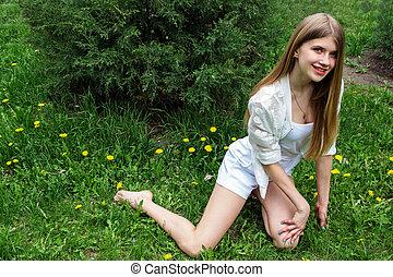 mignon irlandais jeune fille nue
