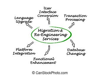 migration, &, re-engineering, services