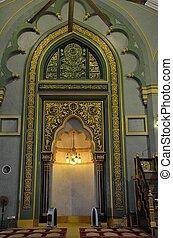 mihrab, サルタン, モスク, シンガポール