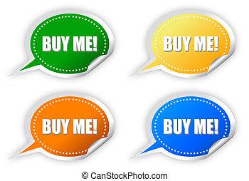 mij, kopen, stickers