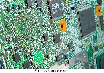 mikrochip, computerausschuß