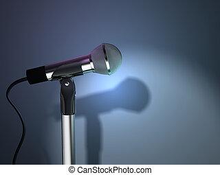 mikrofon, 4