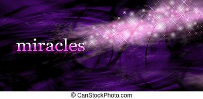 milagres, fundo