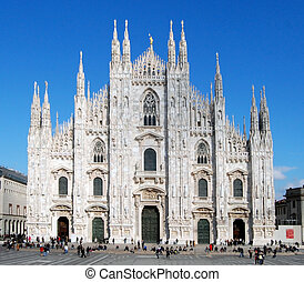 Milan Cathedral (Duomo di Milano) is the cathedral church of Milan in Lombardy, northern Italy. It is the seat of the Archbishop of Milan. The cathedral is significant in the promulgation of the Christian faith, for its role in the establishment of Catholic traditions of worship, its outstanding ...