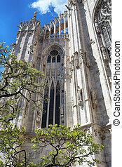 Milan Cathedral of Duomo