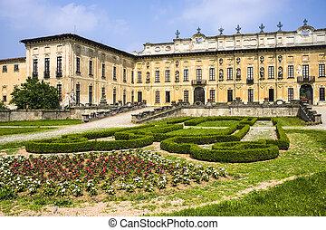 Milan (Lombardy, Italy): Villa Arconati