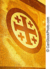 milan old in italy church abstract background stone m