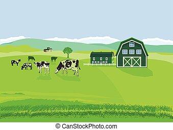 Milchwirtschaft.eps