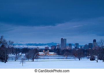 Mile High City of Denver