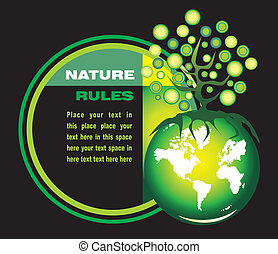 milieu, achtergrond
