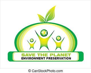 milieu, besparing, achtergrond