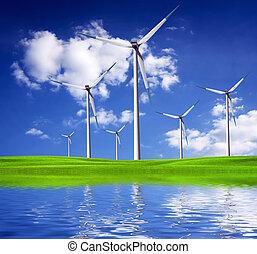 milieubescherming, en, gezonde , leven