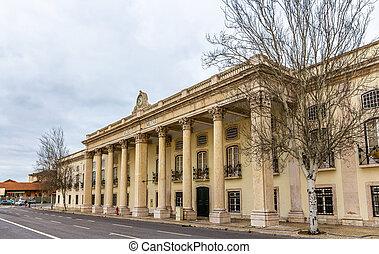 militär, museum, in, lissabon, -, portugal