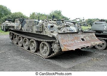 militärische fahrzeuge