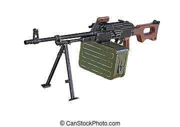 militäriskt vapen, automatisk