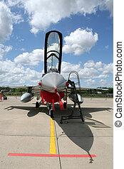 militær, fighter jet