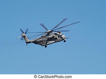 militær, helicoptere