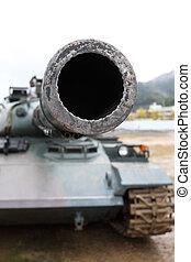 militær, tank