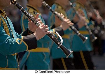 militaer, band