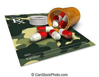 militaer, medizinprodukt
