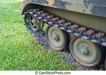 militaer, tank