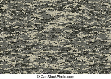 militair, camo, textuur, digitale