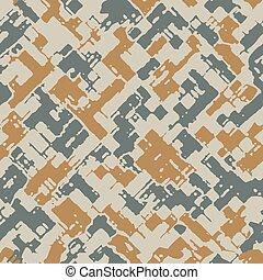 militair, camouflage, textuur