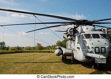 militaire, hélicoptères