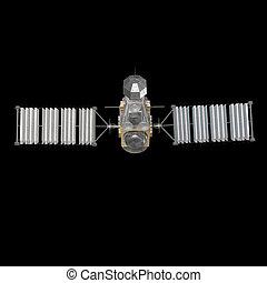 militaire, satellite