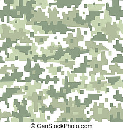 militaire, -, seamless, camouflage, fond
