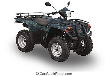 militaire, tout véhicule terrain