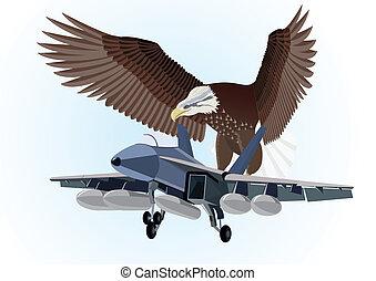 militar, aircraft.