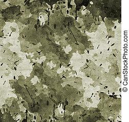 militar, camuflagem, fundo