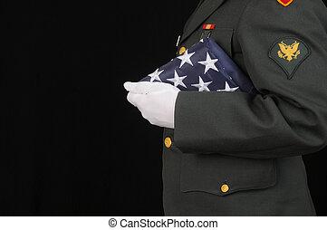 militar, honor