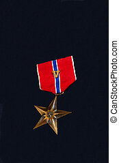 militar, medalla