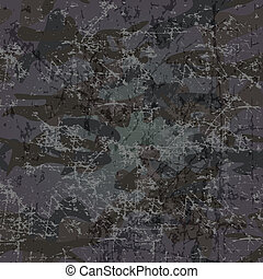 militare, fondo, con, spazio copia, (vector)