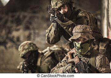 militare, tutto, tattica, sapere, essi