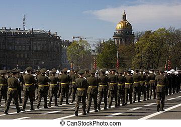 militarna parada
