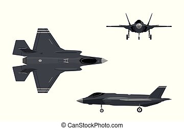 Military aircraft Clipart Vector Graphics. 4,868 Military ...