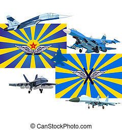 Military and Air Forces of Russia