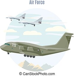 Military Aviation Concept