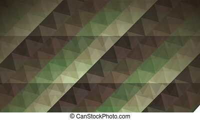 military camouflage design, Video Animation