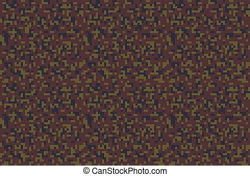 military camouflage seamless pixel pattern